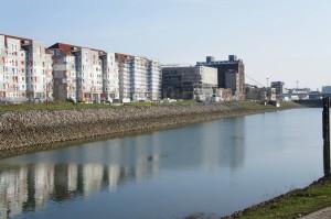 Hafenstr. 35, Stadtteil Jungbusch, Mannheim Foto (c) Heike Pfitzenmeier, Studentenwerk Mannheim