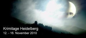Der bleierne Mond über Heidelberg